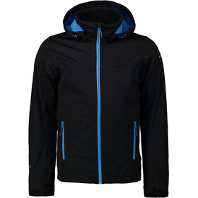 Icepeak Biggs Softshell Jacket Men, black